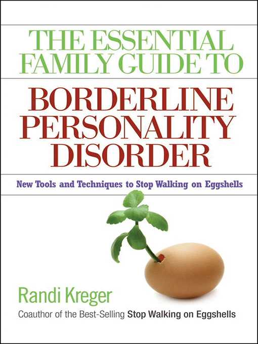 Title details for The Essential Family Guide to Borderline Personality Disorder by Randi Kreger - Wait list