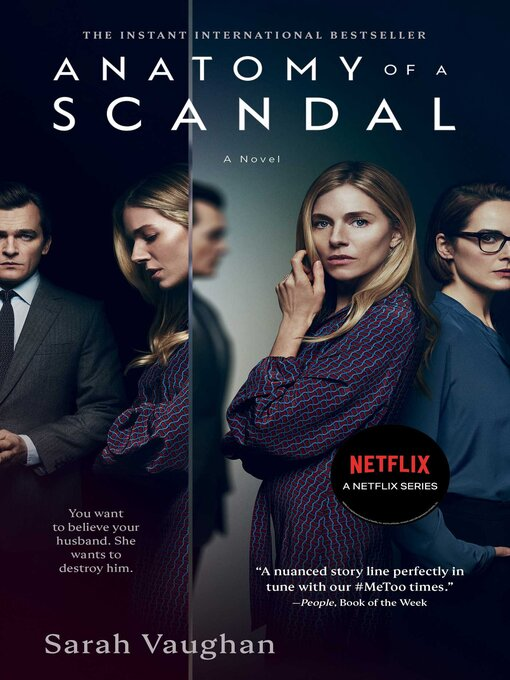 Title details for Anatomy of a Scandal by Sarah Vaughan - Wait list