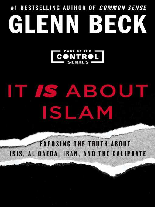 Title details for It IS About Islam by Glenn Beck - Wait list