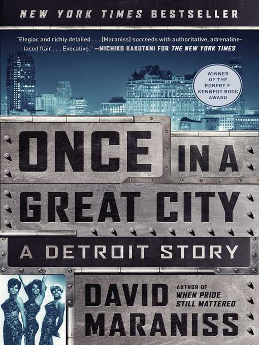 Cover of Once in a Great City