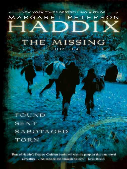 Title details for The Missing Collection by Margaret Peterson Haddix by Margaret Peterson Haddix - Wait list