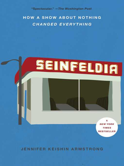 Title details for Seinfeldia by Jennifer Keishin Armstrong - Available
