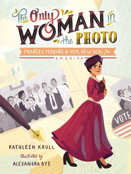 Title details for The Only Woman in the Photo by Kathleen Krull - Available