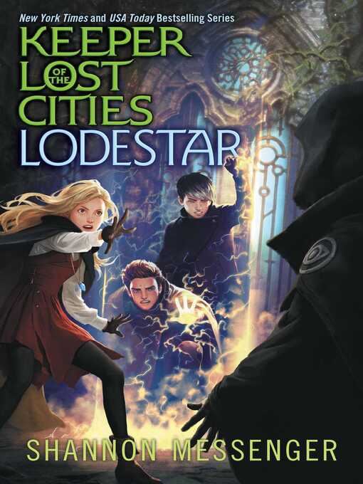 Title details for Lodestar by Shannon Messenger - Wait list