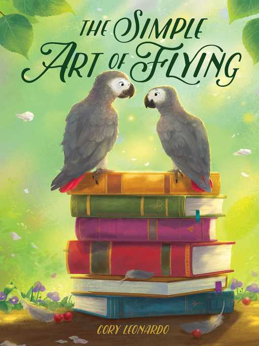 Title details for The Simple Art of Flying by Cory Leonardo - Wait list