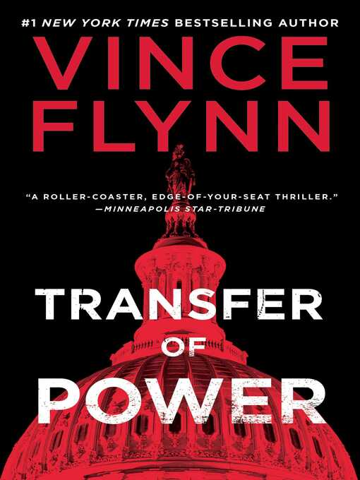 Title details for Transfer of Power by Vince Flynn - Wait list