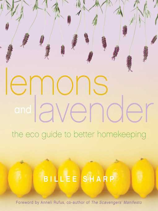 Title details for Lemons and Lavender by Billee Sharp - Wait list