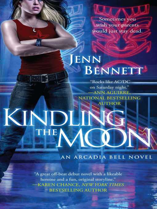 Title details for Kindling the Moon by Jenn Bennett - Wait list