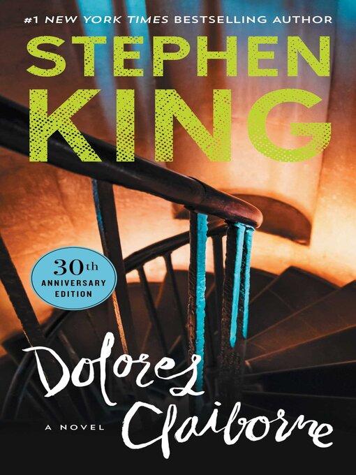Title details for Dolores Claiborne by Stephen King - Wait list