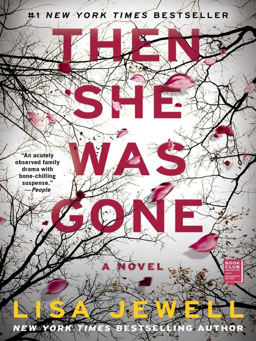 Title details for Then She Was Gone by Lisa Jewell - Wait list