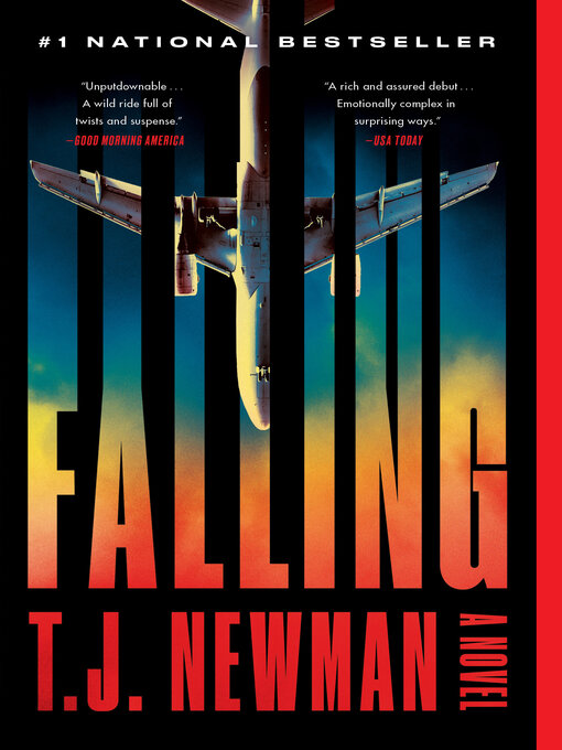 Title details for Falling by T. J. Newman - Wait list