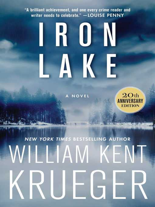 Title details for Iron Lake by William Kent Krueger - Wait list