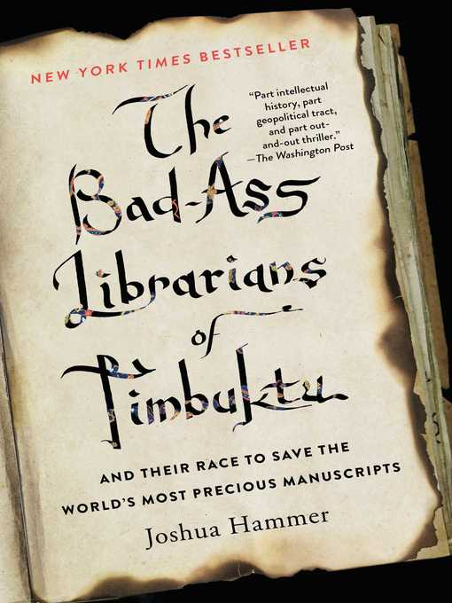 Title details for The Bad-Ass Librarians of Timbuktu by Joshua Hammer - Wait list