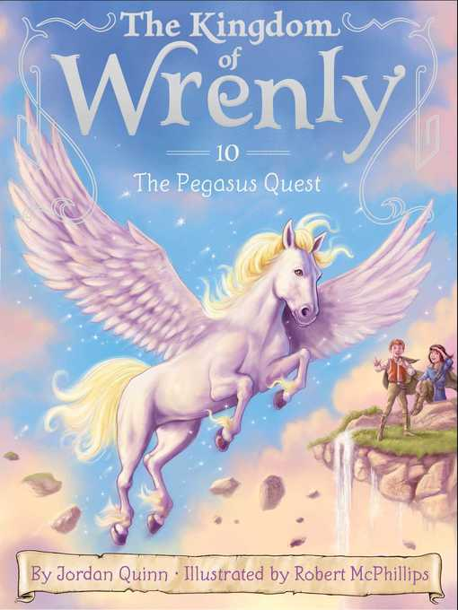 Title details for The Pegasus Quest by Jordan Quinn - Available