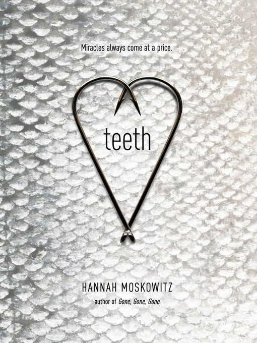 Title details for Teeth by Hannah Moskowitz - Wait list