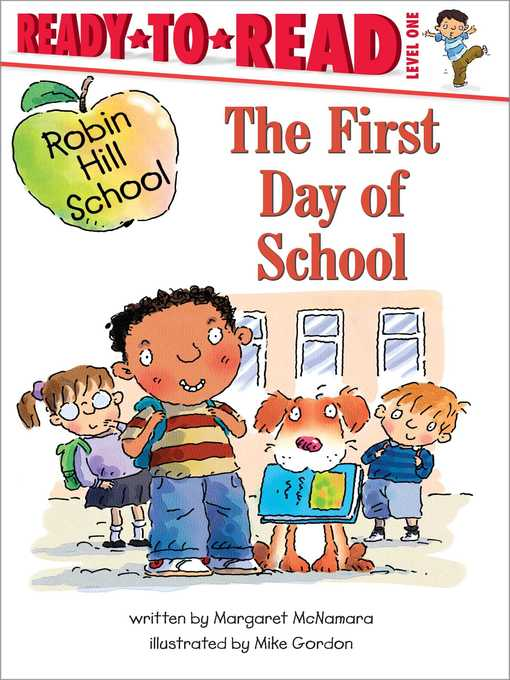 Title details for First Day of School by Margaret McNamara - Wait list