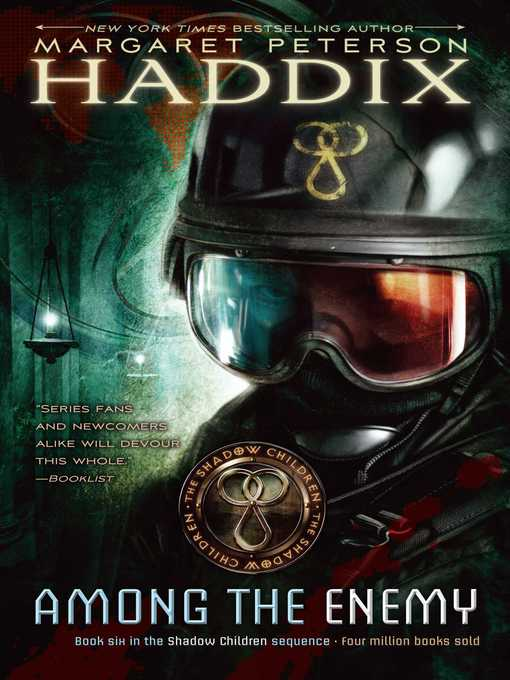 Title details for Among the Enemy by Margaret Peterson Haddix - Wait list