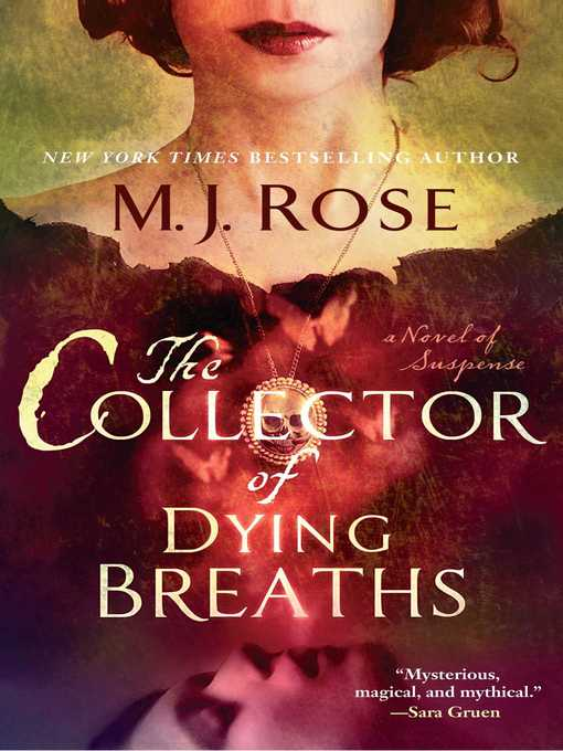Title details for The Collector of Dying Breaths by M. J. Rose - Wait list