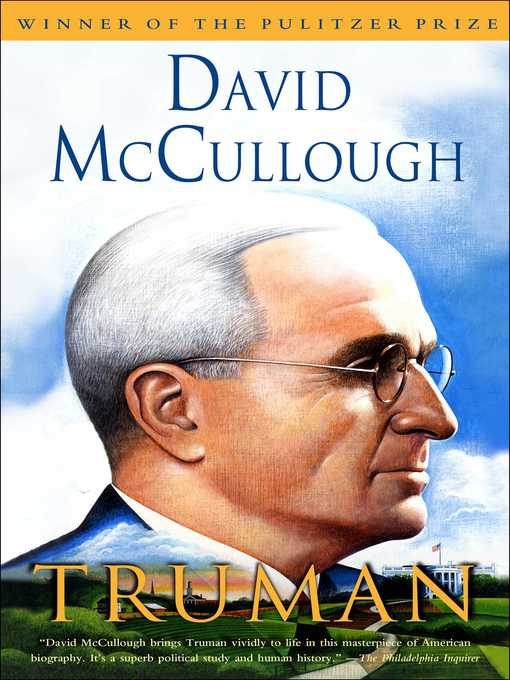Title details for Truman by David McCullough - Wait list