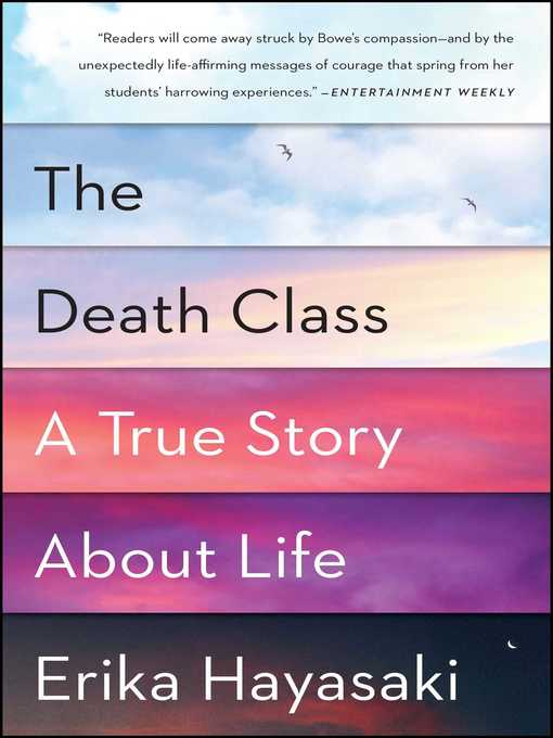 Title details for The Death Class by Erika Hayasaki - Wait list