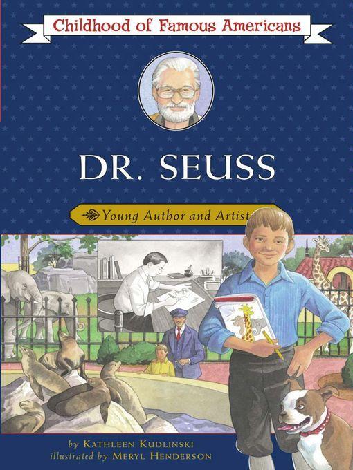Title details for Dr. Seuss by Kathleen Kudlinski - Wait list