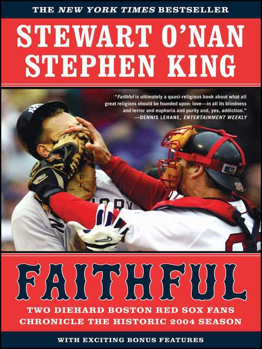 Title details for Faithful by Stewart O'Nan - Wait list