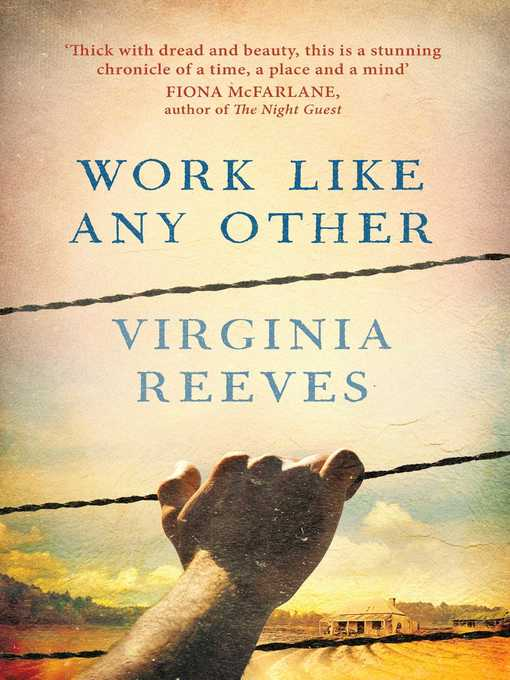 Title details for Work Like Any Other by Virginia Reeves - Wait list