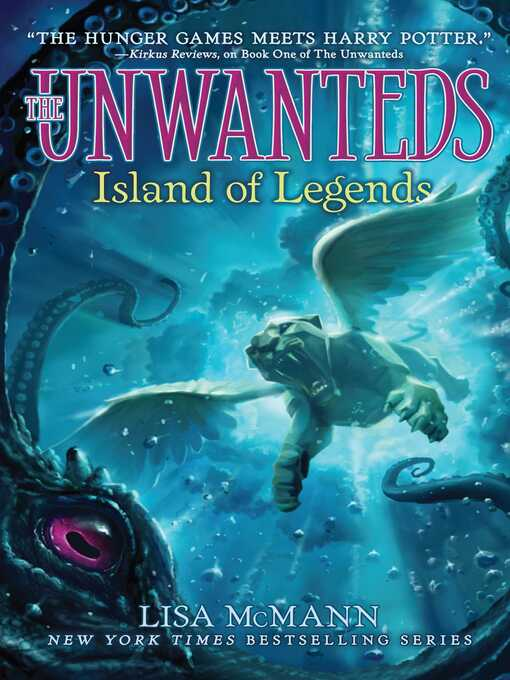 Title details for Island of Legends by Lisa McMann - Wait list