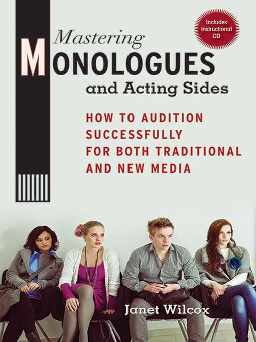 Title details for Mastering Monologues and Acting Sides by Janet Wilcox - Available