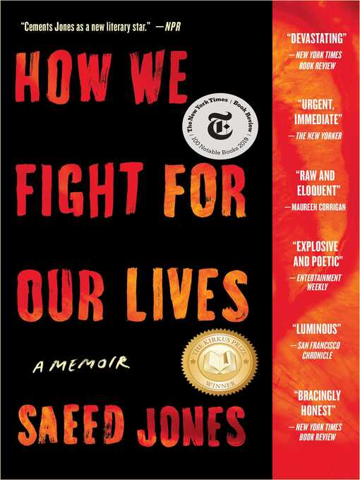 Title details for How We Fight for Our Lives by Saeed Jones - Available