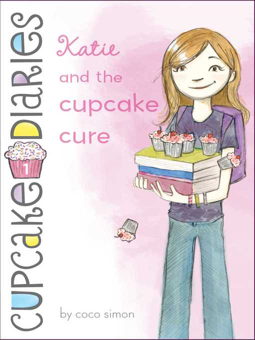 Cover image for book: Katie and the Cupcake Cure
