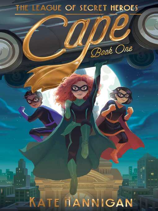 Title details for Cape by Kate Hannigan - Available