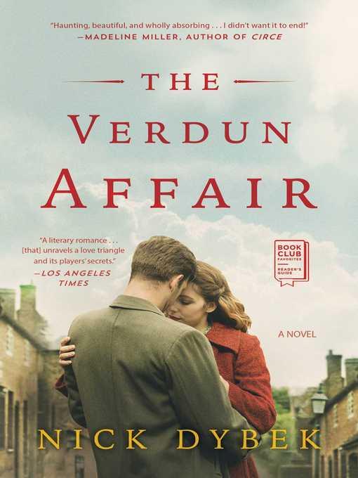 Title details for The Verdun Affair by Nick Dybek - Wait list