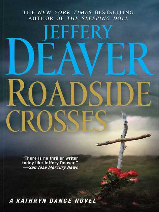 Title details for Roadside Crosses by Jeffery Deaver - Available