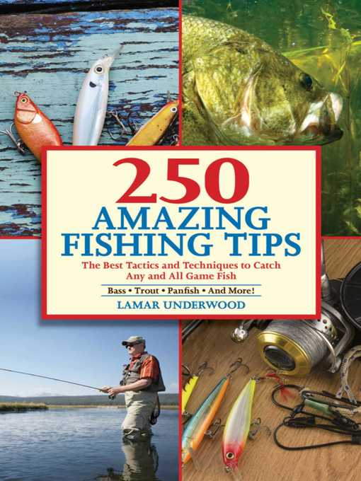 250 Amazing Fishing Tips - National Library Board Singapore - OverDrive