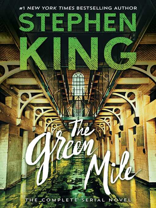 Title details for The Green Mile by Stephen King - Wait list