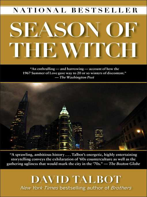 Title details for Season of the Witch by David Talbot - Wait list