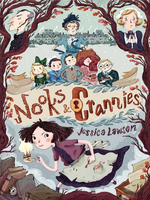 Title details for Nooks & Crannies by Jessica Lawson - Wait list
