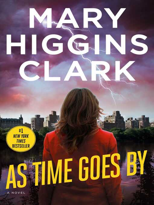 Title details for As Time Goes By by Mary Higgins Clark - Wait list