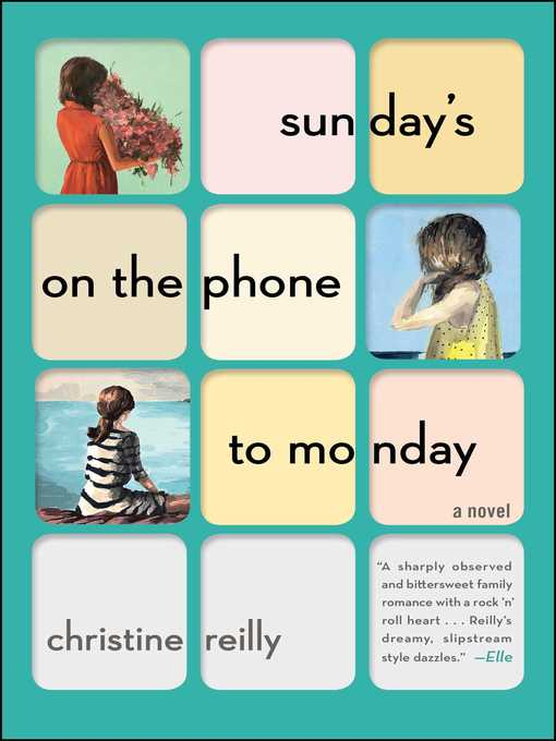 Title details for Sunday's on the Phone to Monday by Christine Reilly - Wait list