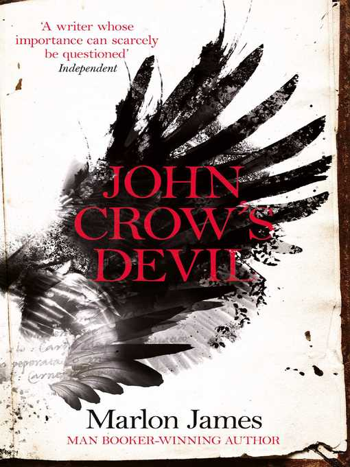 Title details for John Crow's Devil by Marlon James - Available