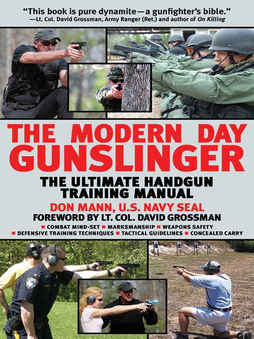 Title details for The Modern Day Gunslinger by Don Mann - Available
