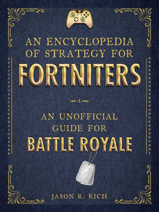 Cover of An Encyclopedia of Strategy for Fortniters