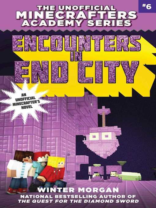 Cover image for Encounters in End City