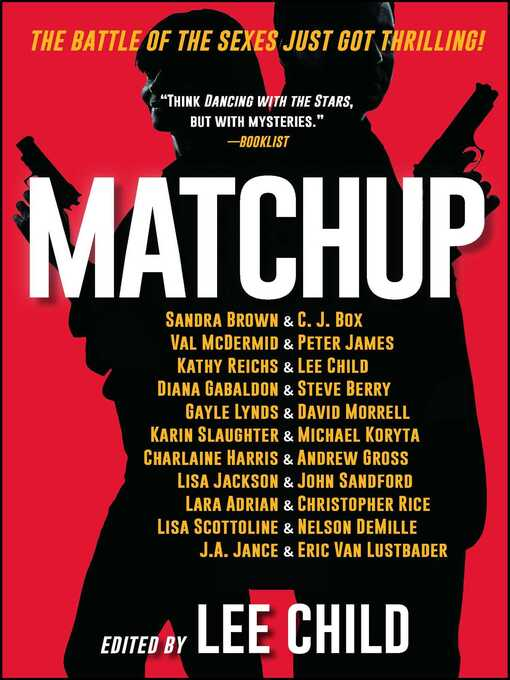 Title details for MatchUp by Lee Child - Wait list
