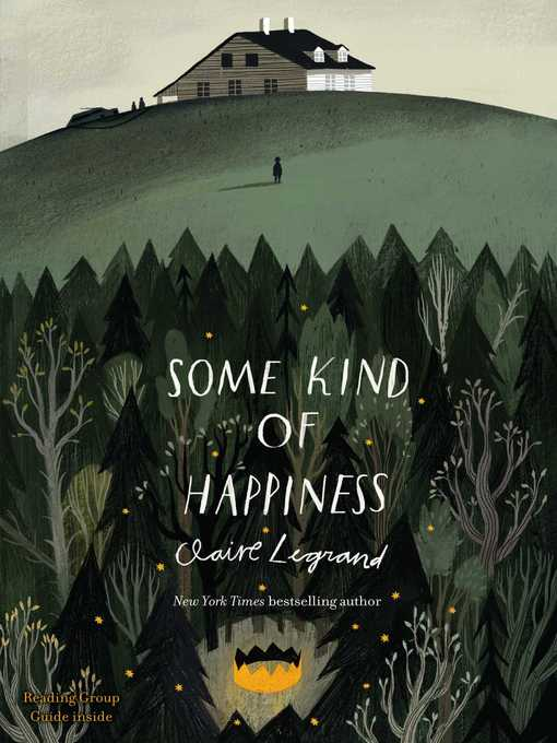 Title details for Some Kind of Happiness by Claire Legrand - Wait list