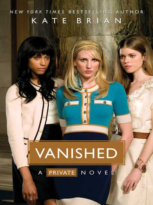 Title details for Vanished by Kate Brian - Wait list