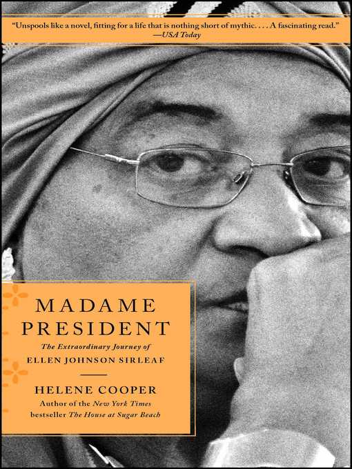 Title details for Madame President by Helene Cooper - Wait list
