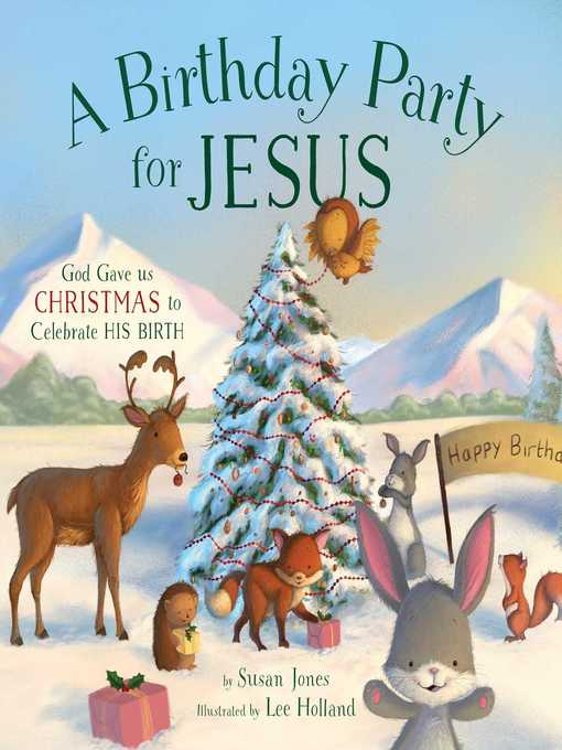 Title details for A Birthday Party for Jesus by Susan Jones - Available