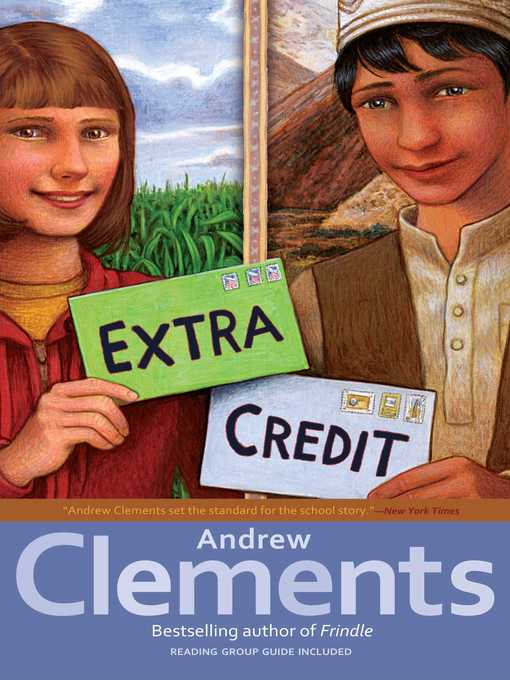 Title details for Extra Credit by Andrew Clements - Available